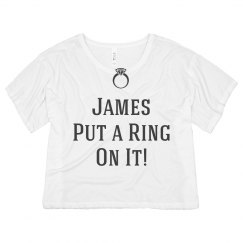 Put a Ring on Me!