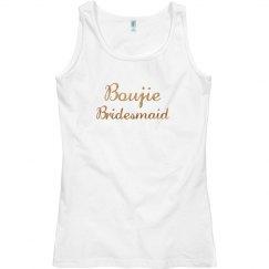 Bougie Bridesmaid