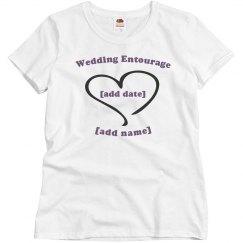 Wedding Entourage