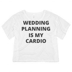 Wedding Planning Cardio