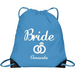 Bride Amanda Rings
