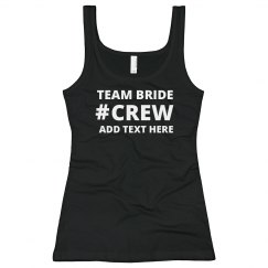 Custom Team Bride Bling