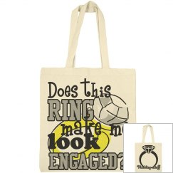 Look Engaged? Tote