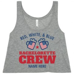 78f3bc36a5 Custom Bachelorette Party Shirts, Tank Tops, & More