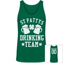 Bachelor St Patty Drinking Team