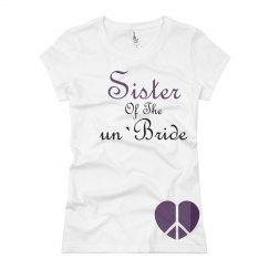 Sister Of The un-Bride
