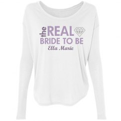 The REAL Bride To Be