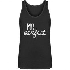 Her Mr. Perfect Matching Newlywed Shirt