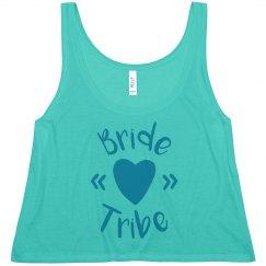 Bride Tribe Heart Script