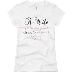 Happy Anniversary Tee