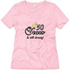 50 Year Anniversary