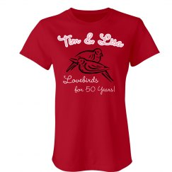 Lovebirds Tee