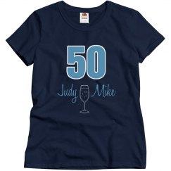 Judy & Mike 50 Years