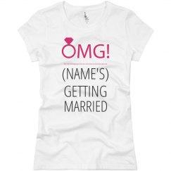 OMG Getting Married!