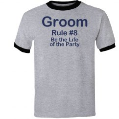 Groom Rule #8