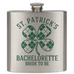 Irish Bachelorette Slainte Gift