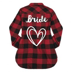Bride Flannel