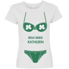 Irish Bride Lingerie