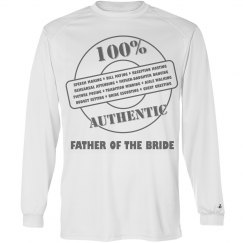Authentic Father OT Bride