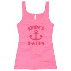 Nautical Bride's Mates