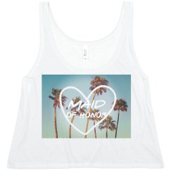 Maid Of Honor Palm Trees