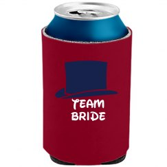 Team Bride Can Cooler