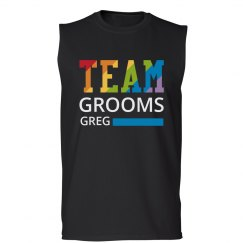 Team Grooms Rainbow