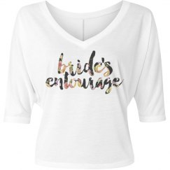 Brides Entourage Tees
