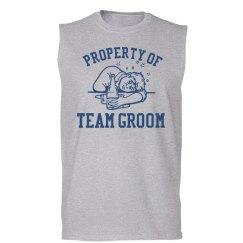 Team Groom Bachelor