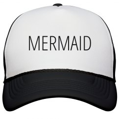 Mermaid And Captain Snap Back
