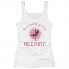 Pole Party Tank