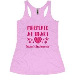 Mermaid At Heart Bachelorette