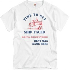 BEST MAN SHIP FACED