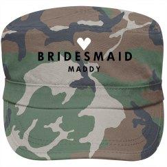 Bridesmaid Hear