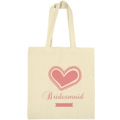 Bridesmaid Tote Bags