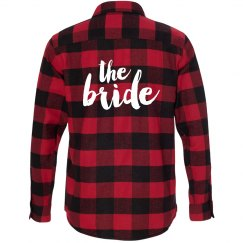 Bride Flannel Shirts