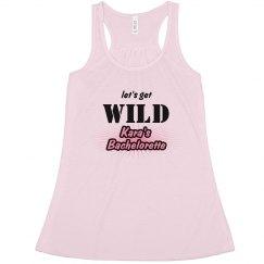 Let's Get Wild Tank!