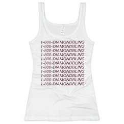 1-800-Diamond Bling Tanks