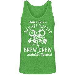 Irish Bachelorette Brew Girls