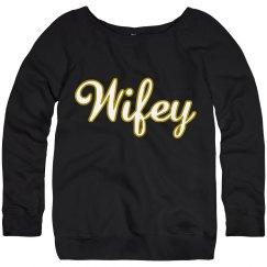 Wifey Comfy Hoodie