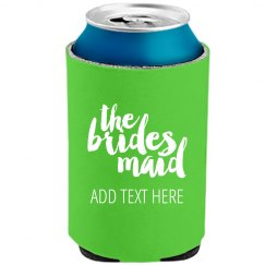 Custom Bridesmaid Drinking Gift
