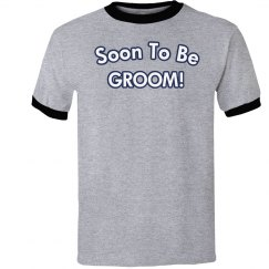 Soon To Be Groom Tee