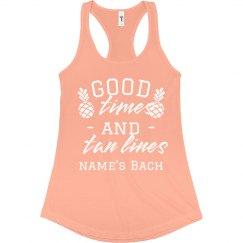 Good Times & Tan Lines Miami Bachelorette