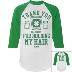 Funny St Pattys Bachelorette Tee