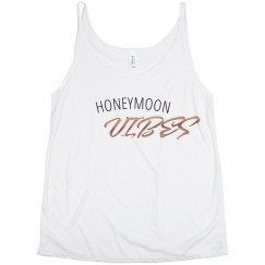 I'm Feeling Those Honeymoon Vibes