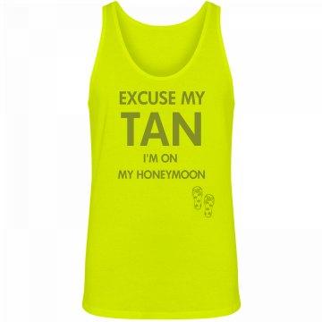 Excuse My Tan Honeymoon