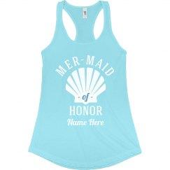 MerMaid Shell Of Honor