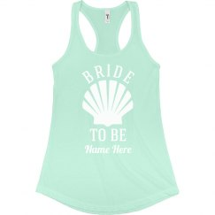 Seashell Bride To Be