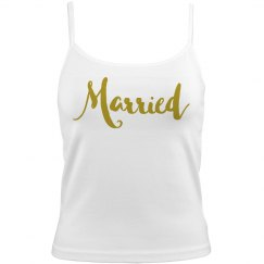 Married Bella Junior Fit Camisol