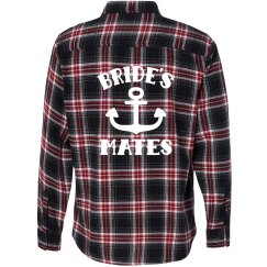 Bride's Mates Flannel Shirt